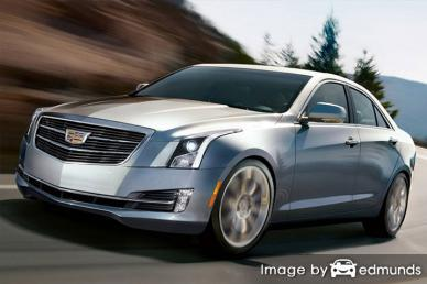 Discount Cadillac ATS insurance
