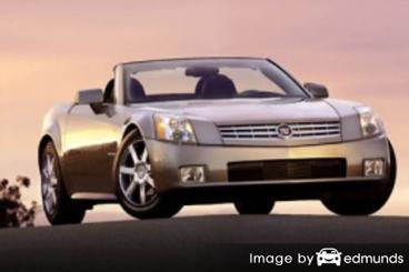 Insurance quote for Cadillac XLR in Fresno