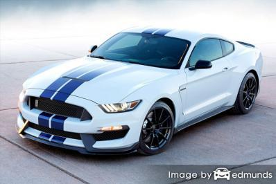 Insurance for Ford Shelby GT350