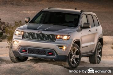 Insurance for Jeep Grand Cherokee