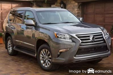 Discount Lexus GX 460 insurance