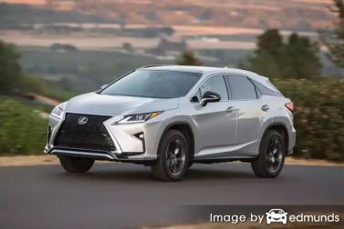 Insurance for Lexus RX 350