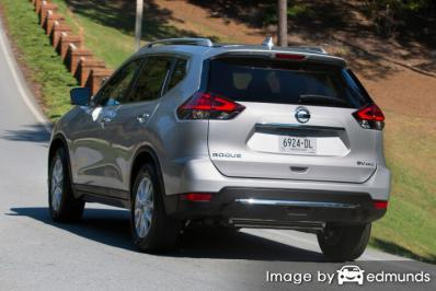 Insurance quote for Nissan Rogue in Fresno