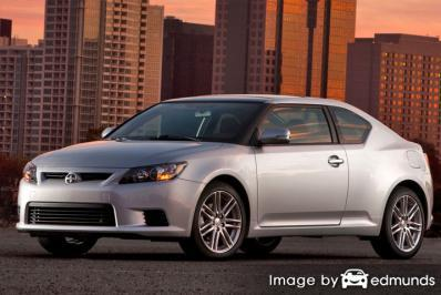 Insurance quote for Scion tC in Fresno