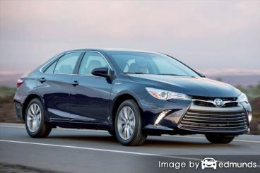 Insurance for Toyota Camry Hybrid