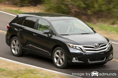 Insurance rates Toyota Venza in Fresno