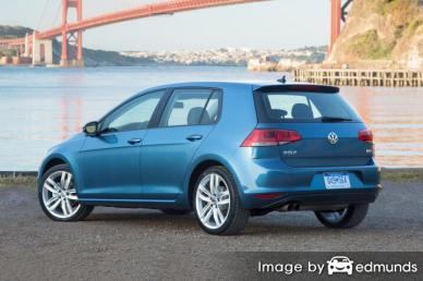 Insurance for Volkswagen Golf